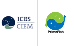 PrimeFish and ICES logo.